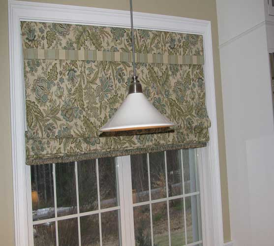 Roman Shades North Hollywood
